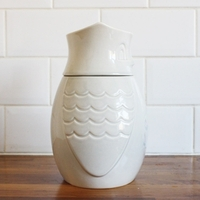 Bliss in the Woods Owl Storage Jar 1.5 Litre image