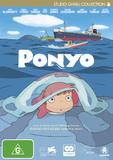 Ponyo (Special Edition) DVD