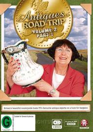 Antiques Roadtrip - Volume 2 Part 1 on DVD