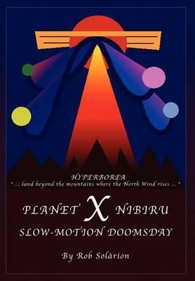 Planet X Nibiru by Rob Solarion
