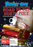 Family Guy: Road to the North Pole DVD