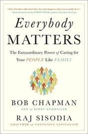 Everybody Matters by Bob Chapman