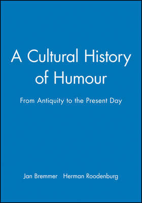 A Cultural History of Humour image