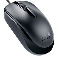 Genius DX-120 USB Mouse Black