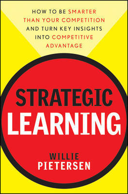 Strategic Learning by Willie Pietersen image