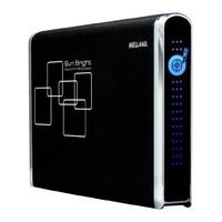 Welland - 2.5 SATA TO 1394/USB2 Enclosure