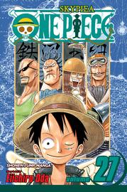 One Piece, Vol. 27 by Eiichiro Oda image