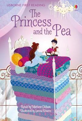 Princess and the Pea by Matthew Oldham