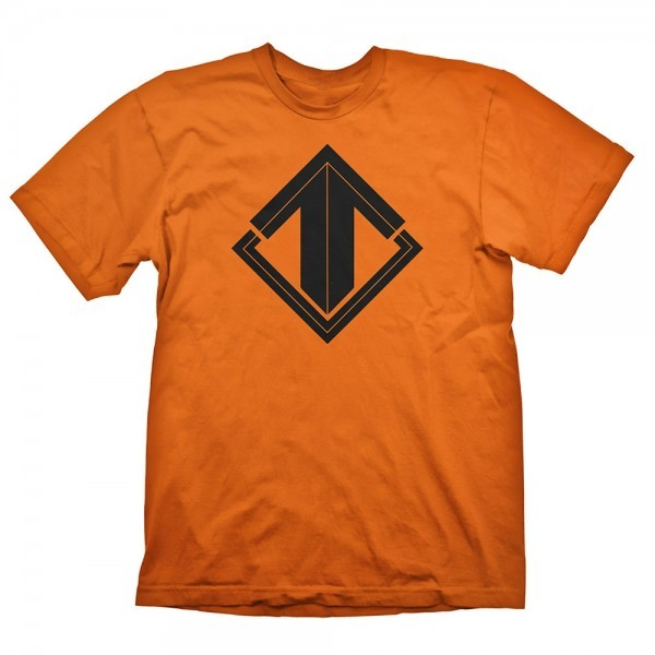 Escape Orange Gaming T-Shirt (Small)