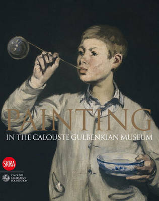 Painting in the Calouste Gulbenkian Museum by Luisa Sampaio image