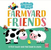 Chatterbox Baby: Farmyard Friends by Pat-A-Cake