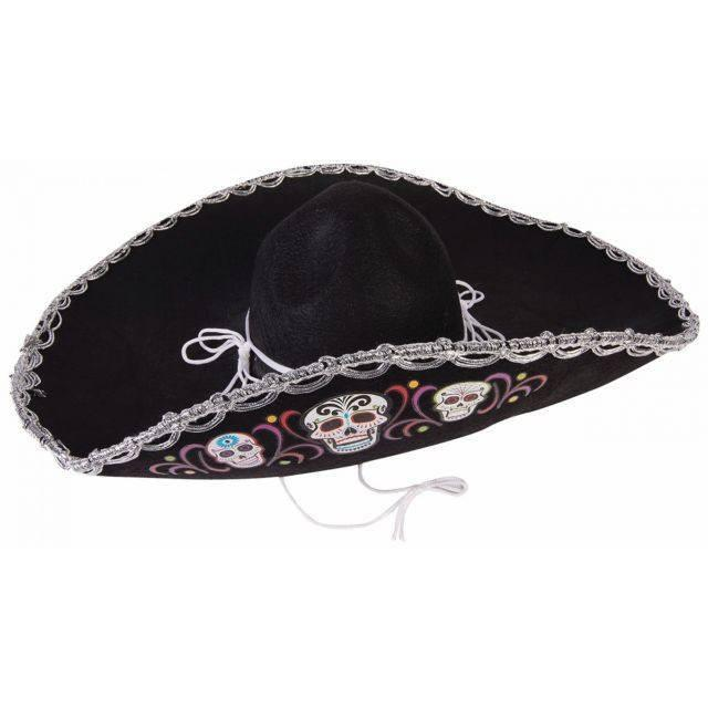 Day of the Dead Sombrero image