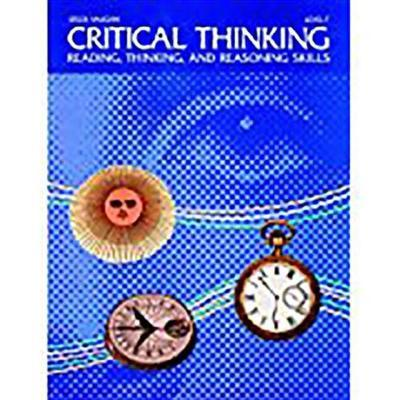Steck-Vaughn Critical Thinking image
