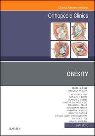 Obesity, An Issue of Orthopedic Clinics by Frederick M. Azar image