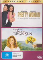 Pretty Woman / Under The Tuscan Sun - Collector's 2-Pack (2 Disc Set) on DVD