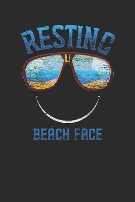 Resting Beach Face by Beach Publishing
