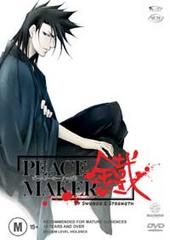 Peacemaker - Vol 2: Of Swords And Strength on DVD