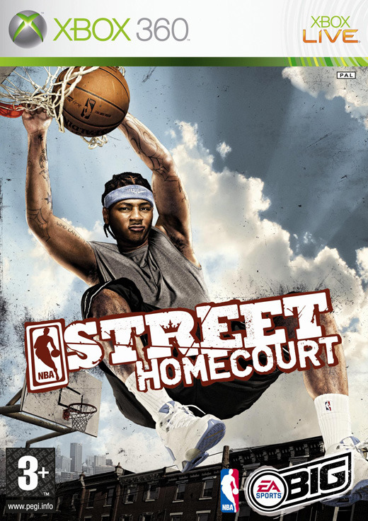 NBA Street Homecourt for Xbox 360