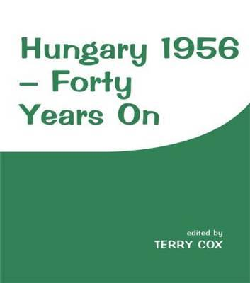 Hungary 1956 image