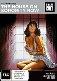 The House On Sorority Row (Cinema Cult Series) on DVD