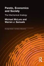 Pareto, Economics and Society by Michael McLure image