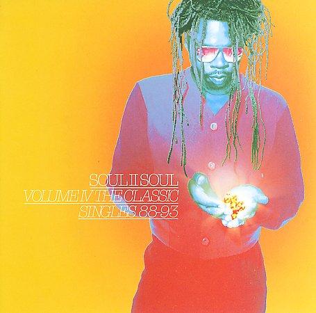 V.4: Classic Singles 88-93 by Soul II Soul image