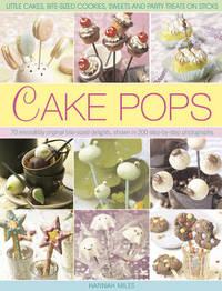 Cake Pops & Sticks by Hannah Miles