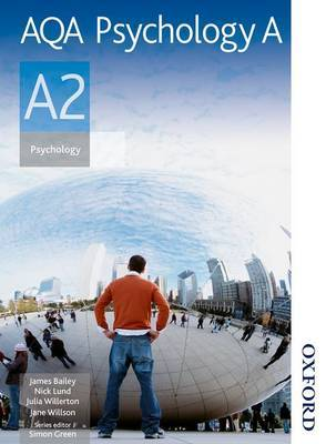 AQA Psychology A A2 by James Bailey image