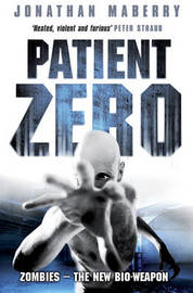 Patient Zero (Joe Ledger #1) by Jonathan Maberry image