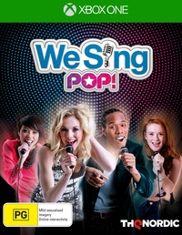 We Sing Pop! for Xbox One