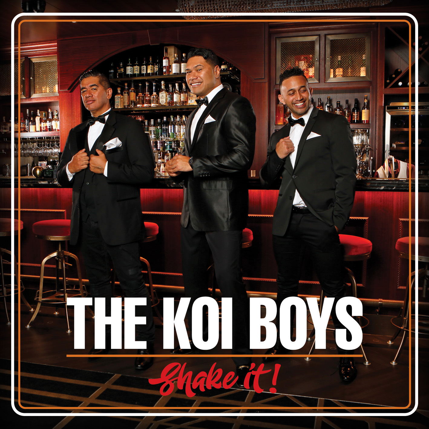 Shake It by The Koi Boys image