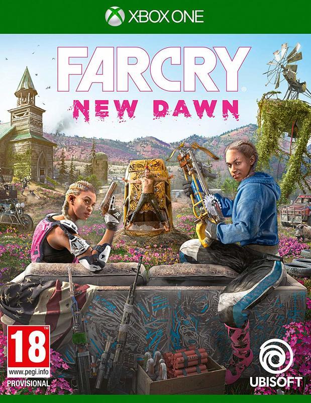 Far Cry New Dawn for Xbox One