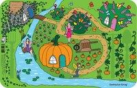 Constructive Eating: Placemat - Garden Fairy