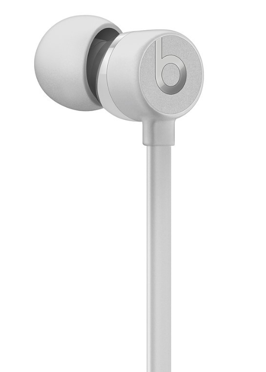 Beats: BeatsX Wireless Earphones - Satin Silver image