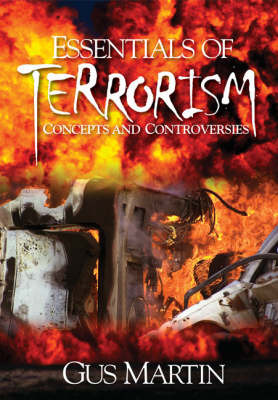 Essentials of Terrorism: Concepts and Controversies by Clarence Augustus Martin image