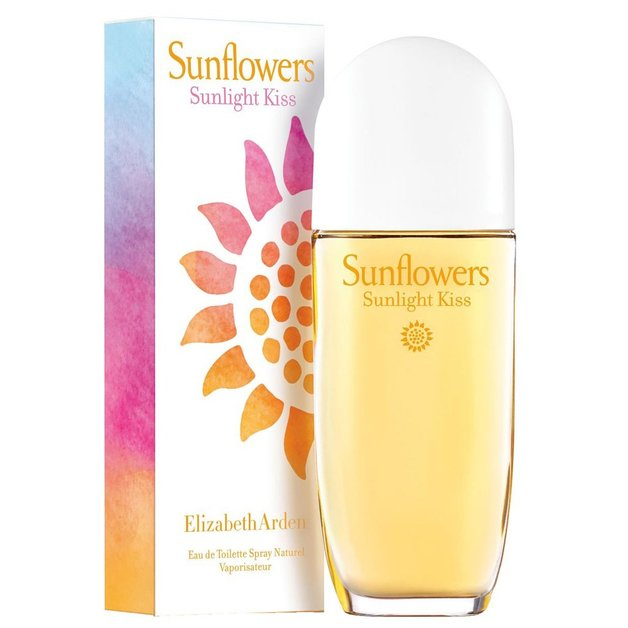 Elizabeth Arden - Sunflowers Sunlight Kiss Perfume (EDT, 100ml)