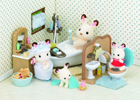 Sylvanian Families: Country Bathroom Set