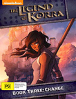 Legend Of Korra: Book Three: Change DVD
