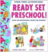 Ready, Set, Preschool! by Anna Jane Hays image