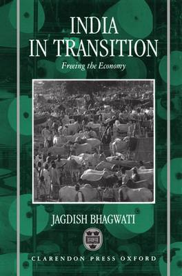 India in Transition by Jagdish N Bhagwati image