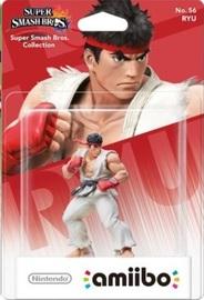 Nintendo Amiibo Ryu - Super Smash Bros. Figure for Nintendo Wii U