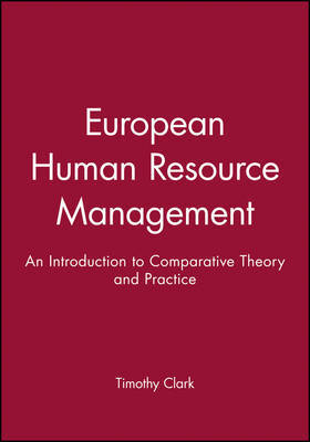 European Human Resource Management image