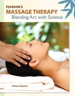 Pearson's Massage Therapy by Patricia J. Benjamin image
