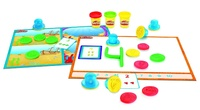 Play-Doh: Shape & Learn Numbers And Counting