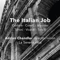 The Italian Job by Johannes Moser
