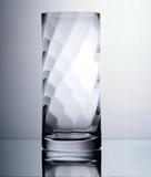 Krosno - Silhouette Cylinder Vase (30cm)