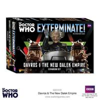 Doctor Who : Davros & The New Dalek Empire Set