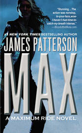 Max (Maximum Ride #5) by James Patterson image