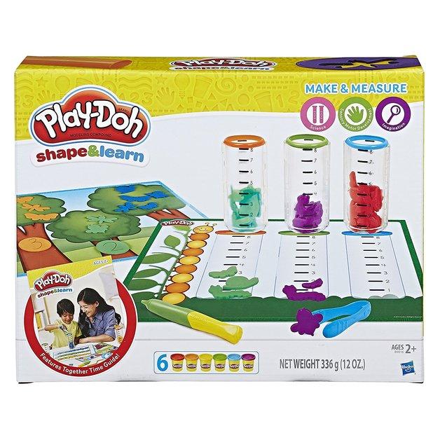 Play-Doh: Shape & Learn - Make & Measure