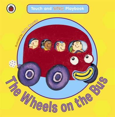 The Wheels on the Bus: Toddler Playbooks